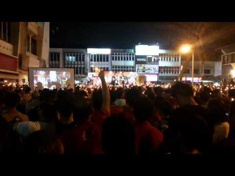 Negaraku @ DAP Ceramah Ipoh