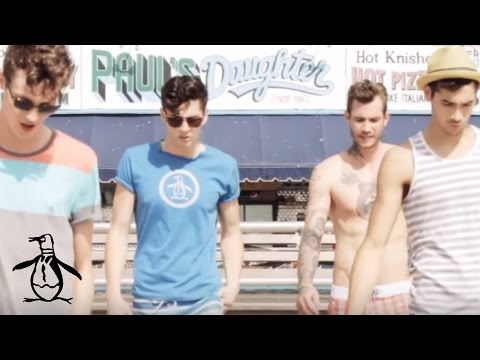 Original Penguin Spring-Summer 2012 Collection, Music by Deer Tick