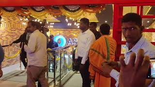 Asian Muktha Cinema A2 launch at Narapally - idlebrain.com - IDLEBRAINLIVE