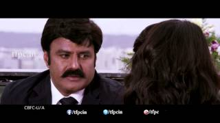 NBK Lion Movie Romantic Trailer | Balakrishna, Trisha, Radhika Apte - TFPC