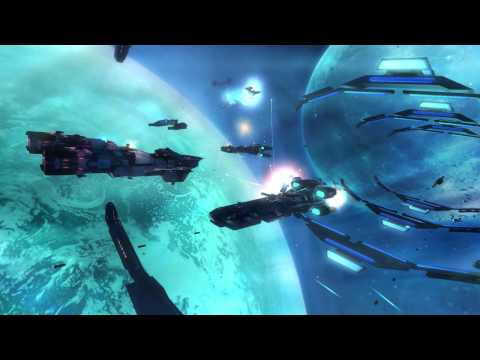 Strike Suit Zero -- Heroes of the Fleet Trailer
