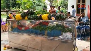 మోహన్ బాబు తల్లి కన్నుమూత.. | Actor Mohan Babu Mother Manchu Lakshmamma Passed away | CVR News - CVRNEWSOFFICIAL