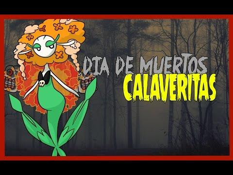 FELIZ DÍA DE MUERTOS- CALAVERITAS QUE MANDARON!