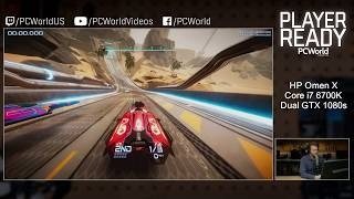 Trying out Antigraviator - an anti-gravity racer on the PC - PCWORLDVIDEOS