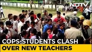 One Dead, 10 Injured In Bengal As Clashes Erupt Over Teacher Appointments - NDTV