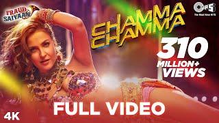 Chamma Chamma Full Video - Fraud Saiyaan | Elli AvrRam, Arshad | Neha Kakkar, Tanishk, Ikka,Romy - TIPSMUSIC