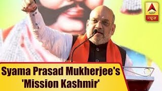 ABP News Special: Syama Prasad Mukherjee's 'Mission Kashmir' - ABPNEWSTV