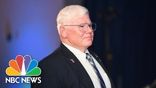 Watch Live: Trump Awards Medal of Honor to Vietnam Veteran Gary Rose - NBCNEWS