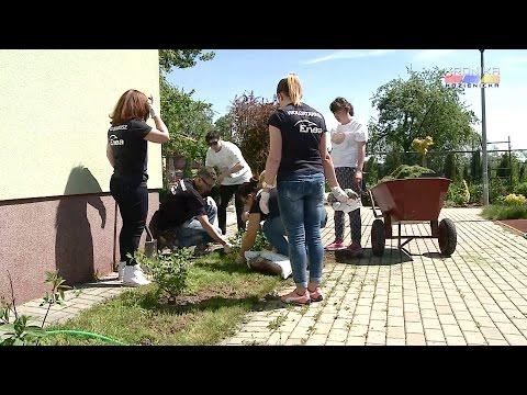 Akcja wolontariatu Enei w WTZ (19.05.2017)