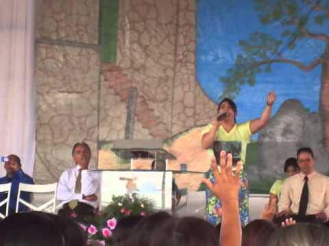 VANILDA BORDIERI em Itaberaba Bahia dia 23 de Novembro de 2014.