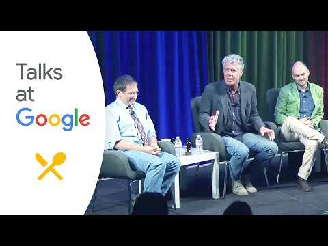 Chefs@Google: Anthony Bourdain