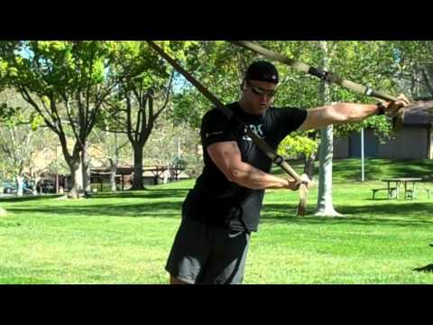 THE EXECUTIONER, An Advanced TRX Workout