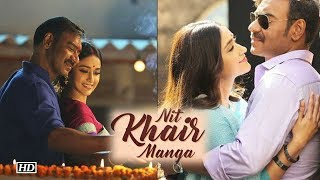 'Nit Khair Manga' - Ajay-Illeana's romance - IANSLIVE