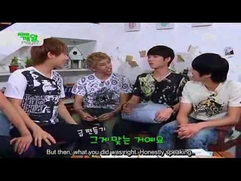 [ENG SUBS] Infinite Sesame Player Ep9 1/2