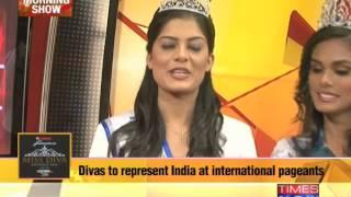 Yamaha Fascino Miss Diva Universe 2014 - TIMESNOWONLINE