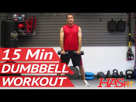 Dumbbell Workout for Strength