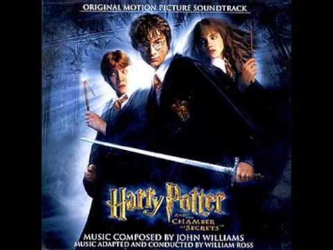Harry Potter and the Chamber of Secrets Soundtrack - 05. The Flying Car