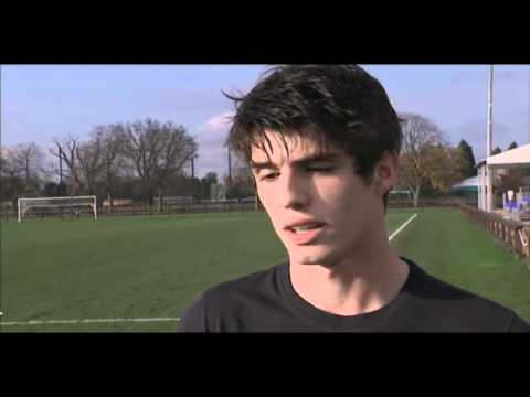 CHELSEA TV EXCLUSIVE LUCAS PIAZON