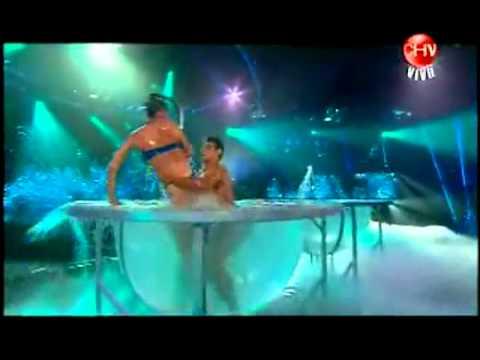 Aquadance - Carolina Mestrovic en FDB