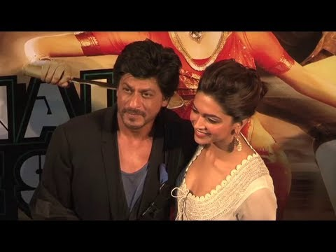 ROCKING First Look Launch Of 'Chennai Express'