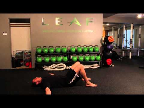 Hip Extension Core Exercise