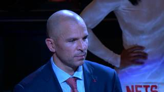 Jason Kidd's Top 10 Plays With Nets & Jersey Retirement
