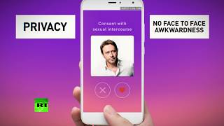 New Romantics? Sex contract app available now - RUSSIATODAY