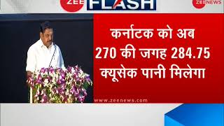 Cauvery verdict: Karnataka gets relief, will receive around 15 cusec water more - ZEENEWS