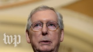 McConnell: 'Premature' to call for full release of Mueller report - WASHINGTONPOST