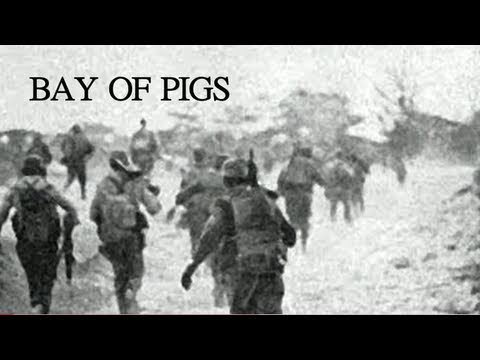 the history of the bay of pigs invasion This day in history, april 17, 1961, a cia-sponsored paramilitary group landed in cuba and attempted to topple the communist government of fidel castro the failed coup became what many have called the worst foreign-policy decision of kennedy's administration.