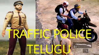 PUBG | TELUGU SHORT FILM | TRAFFIC POLICE - YOUTUBE