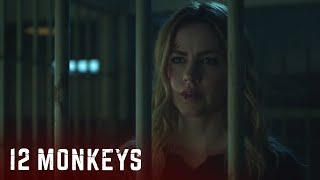 12 MONKEYS | Season 4, Episode 3: Frenemies? | SYFY - SYFY