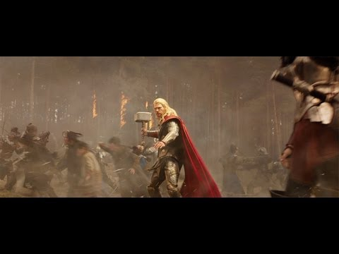 Marvel's Thor: The Dark World - Teaser