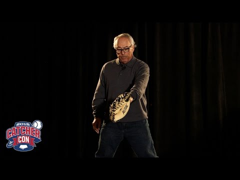 Catcher's Mitt Roll Technique by Jerry Weinstein at CatcherCON 2015