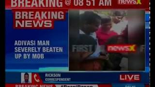 Adivasi man severely beaten up and killed by Kerala locals; was accused of robbery - NEWSXLIVE