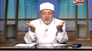 بالفيديو.. خالد الجندي يوضح كيفية أداء صلاة 'الكسوف'