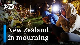 New Zealand mourns mosque attack victims and loss of own innocence | DW News - DEUTSCHEWELLEENGLISH