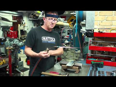 Introduction to Oxy Acetylene Fusion Welding in Mild Steel