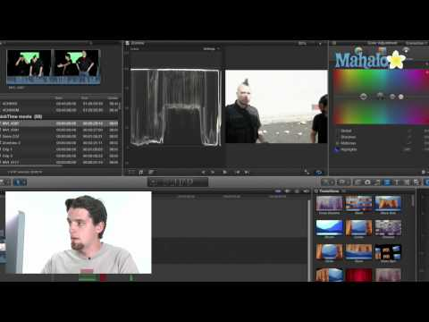 Advanced Color Correction - Final Cut Pro X