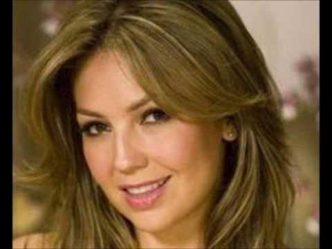 THALIA lamenta la muerte de KARLA ALVAREZ