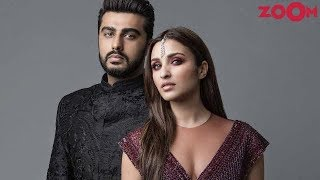 Filmmakers have no faith left in Arjun & Parineeti's pairing? | Bollywood News - ZOOMDEKHO