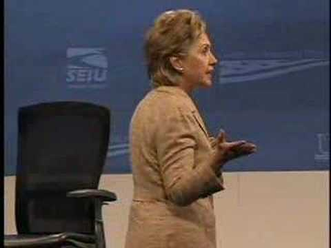 Health Care Forum: Hillary Clinton (1 of 3)