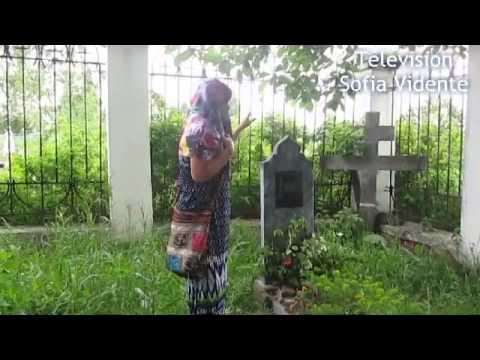 Misterios en Monasterios y Cementerios con Sofia Vidente en Rusia