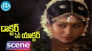 Doctor Cine Actor Movie Scenes - Madhu Marries Kavitha || Jayasudha || Krishna || Vijaya Nirmala - IDREAMMOVIES