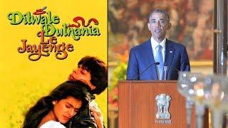 Barack Obama's 'DDLJ' moment in India - IANSINDIA