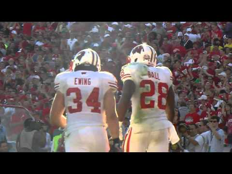 Wisconsin Badgers Rose Bowl Highlights