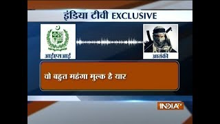 Audio conversation between suspected ISI Agent and terrorist in Nepal recovered - INDIATV