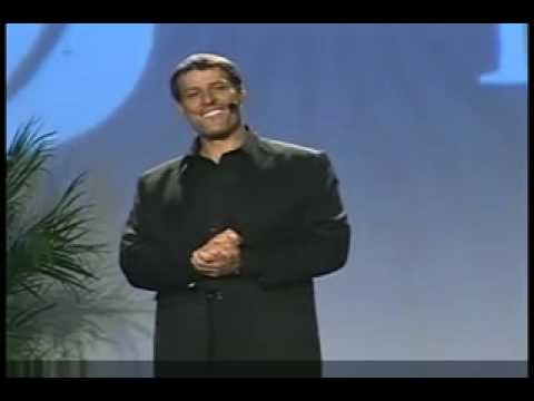 Tony Robbins Motivational Speech on Positive Attitude