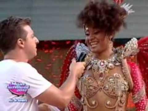 Ariane Rocha da Porto da Pedra no Musa do Carnaval RJ 2012