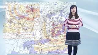 20170112_날씨해설 _ 내일과 모레 강수전망